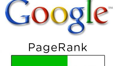 Google Pagerank Meter