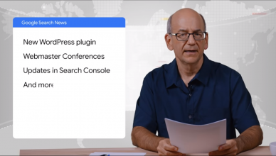 Google Search News for November 2019