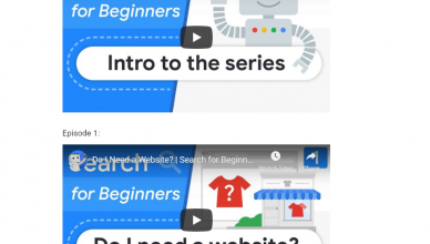 Search for Beginners- Here's the new video series from Google